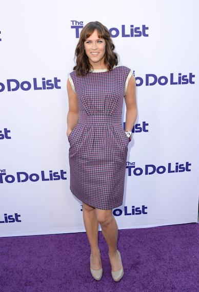 """Premiere Of CBS Films' """"The To Do List"""" - Arrivals"""