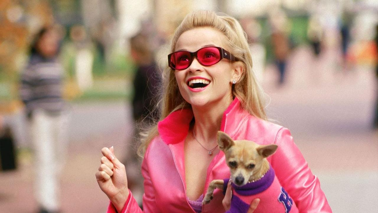 """<p>After getting dumped by her ivy league boyfriend, Elle Woods (Reese Witherspoon) decides to make something of herself and attend Harvard Law School """"What? Like it's hard?"""" Nothing is more satisfying than thriving after a split, and Elle's journey is total post-breakup inspiration. Plus, we can't forget how fierce the <a href=""""https://www.cosmopolitan.com/entertainment/celebs/news/a41569/reese-witherspoon-does-the-bend-and-snap-irl-and-its-the-best-thing-on-earth/"""" target=""""_blank"""">bend-and-snap</a> was.</p><p><a class=""""body-btn-link"""" href=""""https://www.amazon.com/Legally-Blonde-Reese-Witherspoon/dp/B000VCLGBY?tag=syn-yahoo-20&ascsubtag=%5Bartid%7C10063.g.30755366%5Bsrc%7Cyahoo-us"""" target=""""_blank"""">WATCH NOW</a></p>"""