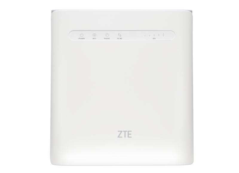 ZTE MF286C LTE CPE. — SoyaCincau pic