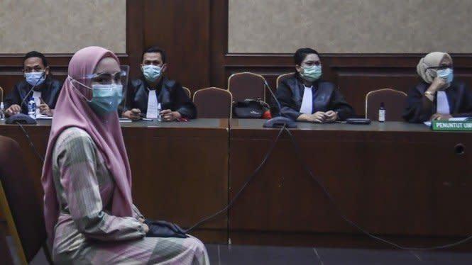 Jaksa Minta Hakim Tolak Eksepsi Pinangki Malasari