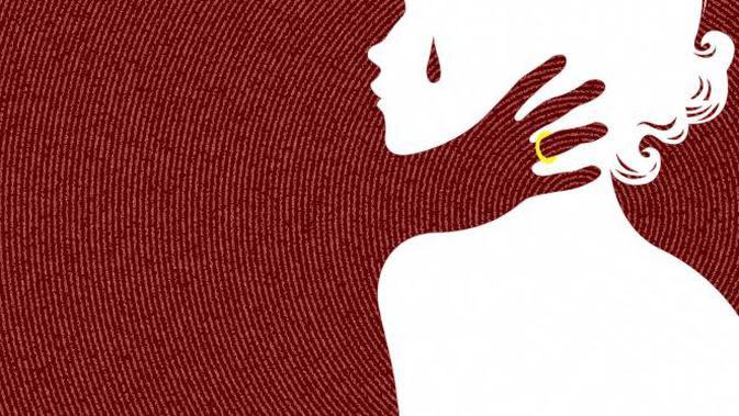 Ilustrasi pemerkosaan | Via: istiewa