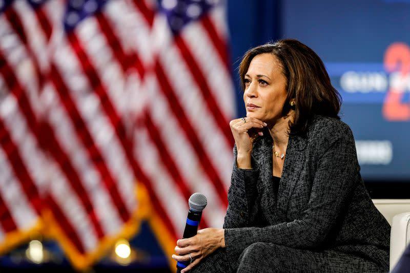 Harris VP choice signals tougher stance on pollution under Biden