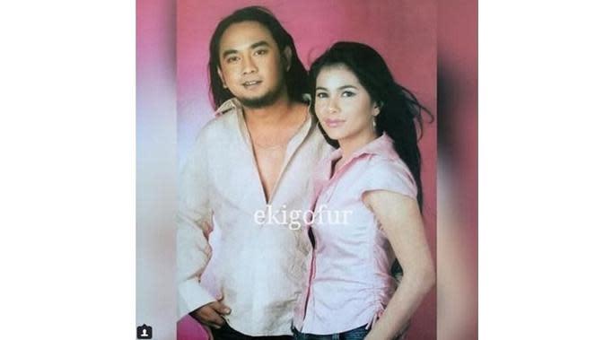 Genap 46 Tahun, Ini 6 Transformasi Bebi Romeo dari Gondrong Hingga Kini (sumber: Instagram.com/meisya_siregar)