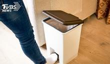 母下錯單「巨型」垃圾桶到家 孩站旁網笑翻:可躲貓貓