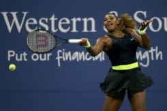 Serena awali upaya meraih trofi Slam ke-24 dengan kemenangan straigt-set di US Open