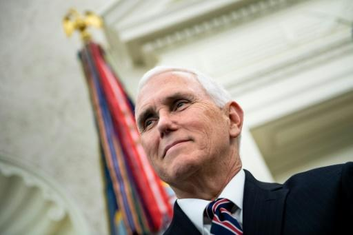 US Vice President Mike Pence is aiming to keep up the pressure on Maduro's regime