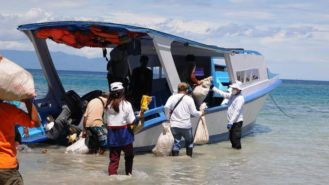 Era Kenormalan Baru, Kawasan Wisata Bunaken Bergairah Kembali