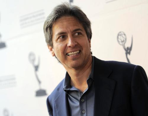 "FILE - This June 4, 2012 file photo shows actor Ray Romano arrives for the Classic Television/Today's Stars: Live Stage Reading Of ""Marty"" in Los Angeles. Romano, who starred in the TV series ""Everybody Loves Raymond"" and ""Men of a Certain Age,"" says he feels more comfortable onstage. (Photo by Chris Pizzello/Invision/AP, file)"