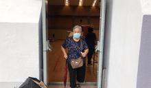 【全民檢測】口罩供應緊張中心改派搓手液 長洲8旬婦:略有失望