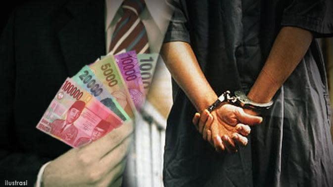 Ilustrasi Korupsi (Liputan6.com/Andri Wiranuari)
