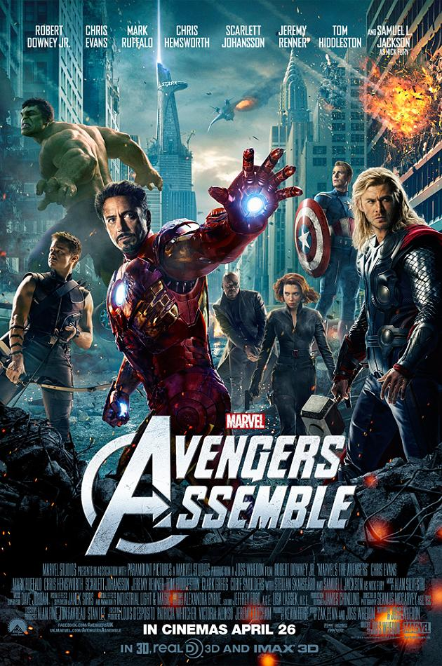 Avengers gets new UK exclusive title