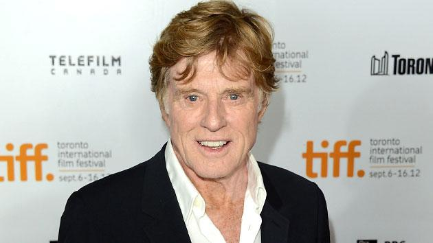 Robert Redford In Talks To Appear In 'Captain America 2′