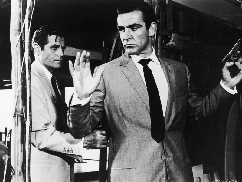 《第七號情報員》1962
