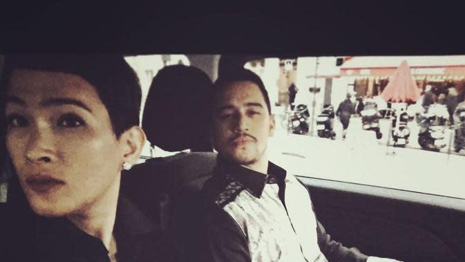 Oscar Lawalata dan Mario Lawalata (Sumber: Instagram/