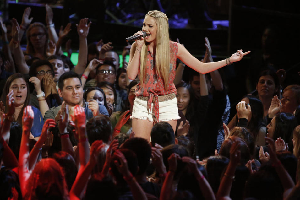 """""""The Voice"""" - Episode 418"""