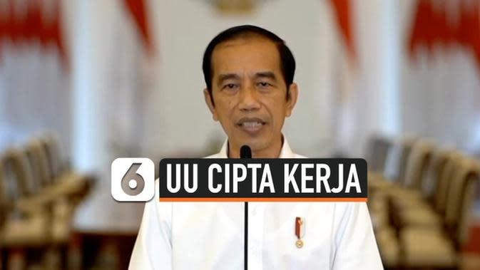VIDEO: UU Cipta Kerja Menyederhanakan Perizinan Mencegah Korupsi