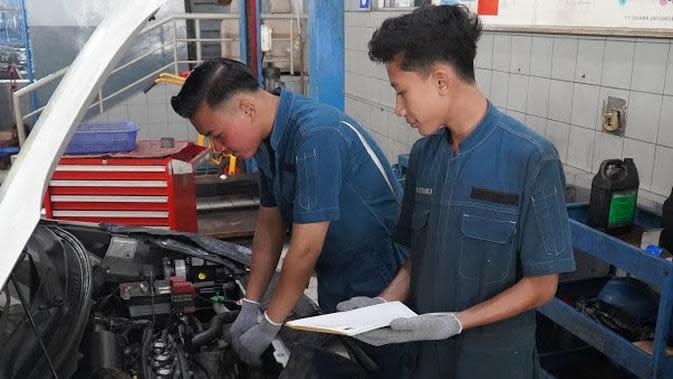 Layanan Home Service Suzuki Meningkat 40 Persen Selama PSBB