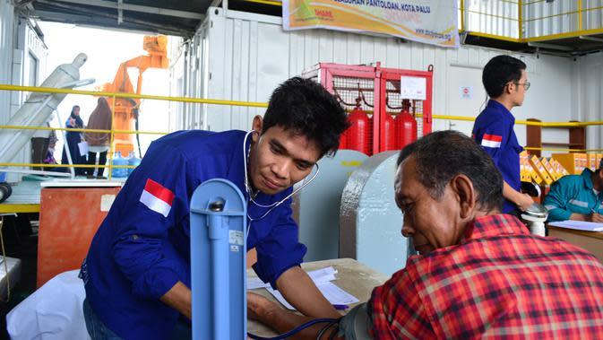 Rumah sakit apung. (Foto: Dok. RSA Nusa Waluya II)