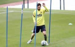 Penggemar kecewa sepakbola Spanyol kembali digelar  tanpa kehadiran mereka