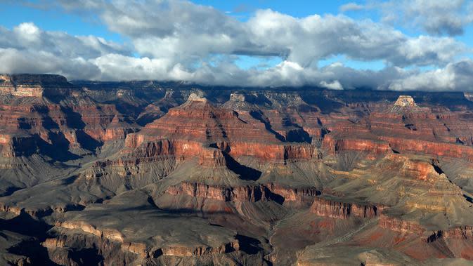 Taman Nasional Grand Canyon (AFP Photo)