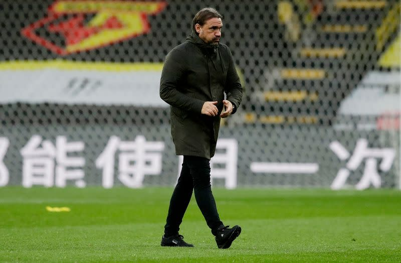 Norwich won't spend big for quick return, says Farke