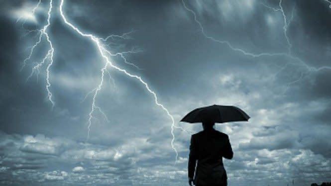 Waspada, 7-8 Agustus Jakarta Berpotensi Diguyur Hujan Disertai Petir