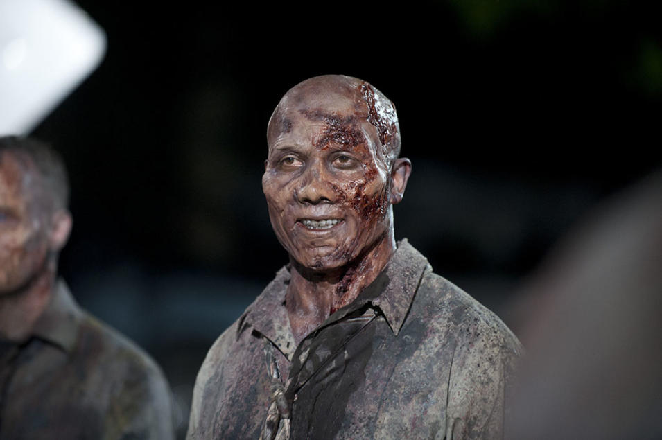 Walker (Hines Ward) - The Walking Dead - Season 3, Episode 9