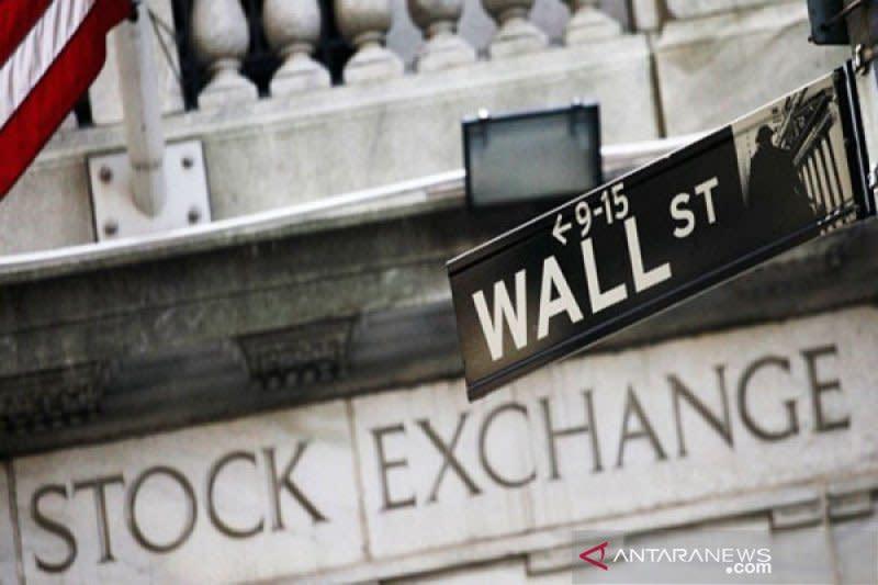 Wall Street ditutup jatuh setelah Trump batalkan pembicaraan stimulus