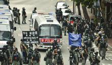 網民今午發起九龍區遊行 警:未經批准將果斷執法