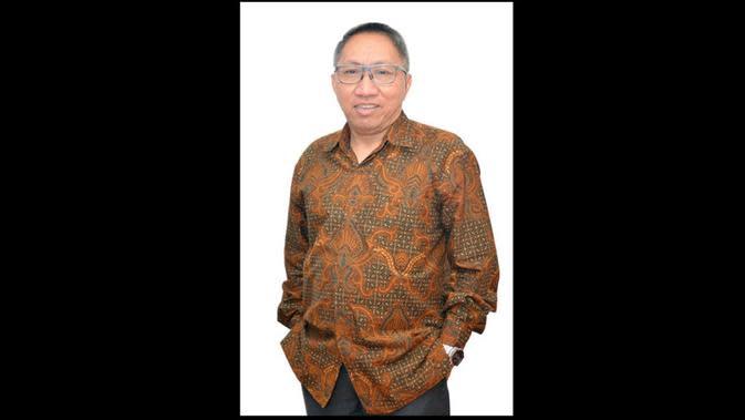 Direktur Jenderal Jenderal Industri Logam, Mesin, Alat Transportasi, dan Elektronika Kementerian Perindustrian (Kemenperin) Harjanto. (Dok Kemenperin)