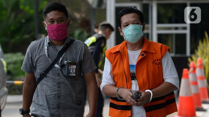 Eks Ketua DPRD Muara Enim Segera Diadili di Palembang