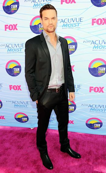 2012 Teen Choice Awards - Red Carpet