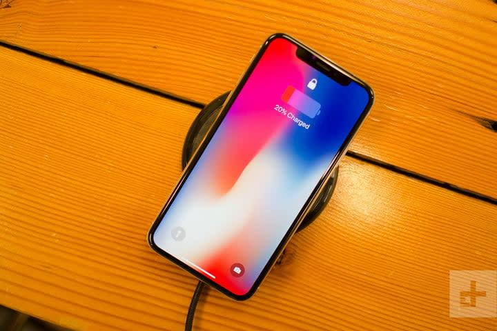 razer phone vs iphone x wireless charging