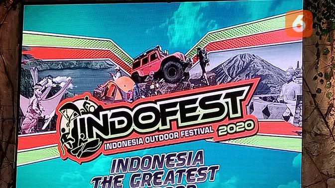Indofest 2020. (Liputan6.com/Dinny Mutiah)