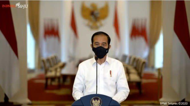 136 Dokter Gugur Hadapi COVID-19, Jokowi Ucapkan Bela Sungkawa