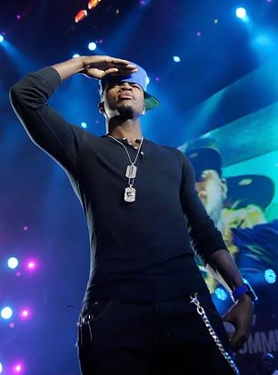 Ne-Yo Previews Introspective 'R.E.D.' Album in NYC