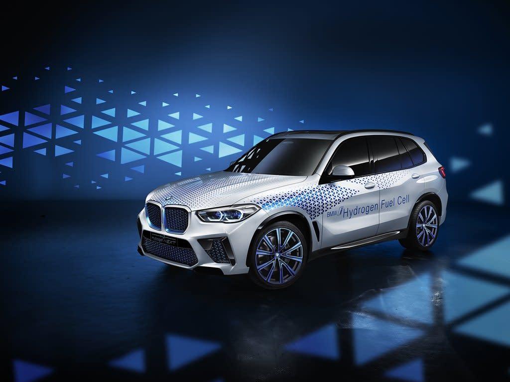 【2019法蘭克福車展】堅持氫是終極綠能,BMW推發表i Hydrogen NEXT概念車