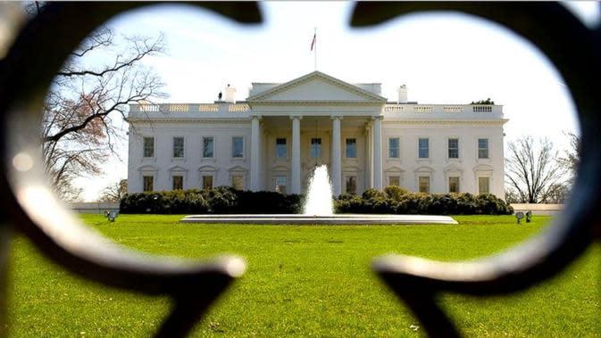 Gedung Putih. (AP)