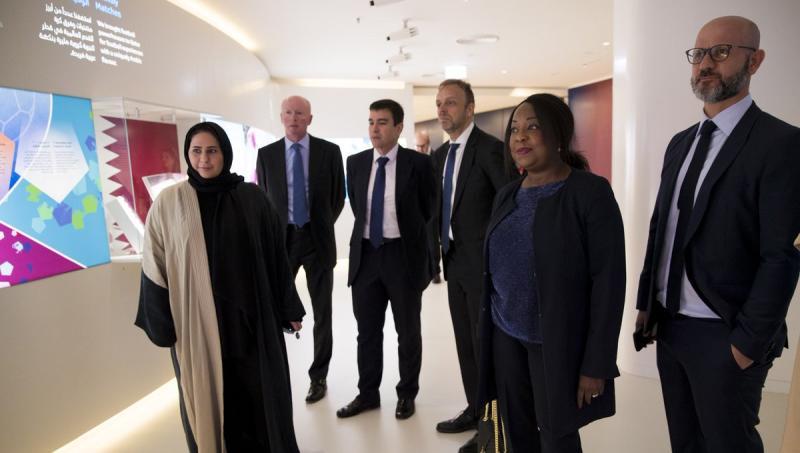 Fatma Al Nuaimi Supreme Committee Delivery and Legacy Qatar 2022