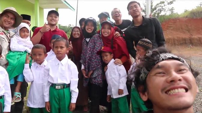 Sepenggal Kisah Para Pejuang di Sebatik, Tapal Batas Indonesia dengan Malaysia