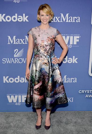 Women In Film's 2013 Crystal   Lucy Awards - Arrivals