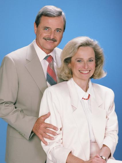 3. William Daniels, who played Dr. Mark Craig...