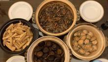 【裴社長廚房手記64】四滷味:香菇、竹筍、鮑魚、雞腳 餐桌上的食感較勁