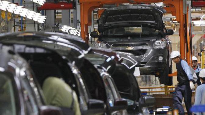 Pemulihan Penjualan Mobil Selama Pandemi Butuh 2 Tahun Lebih