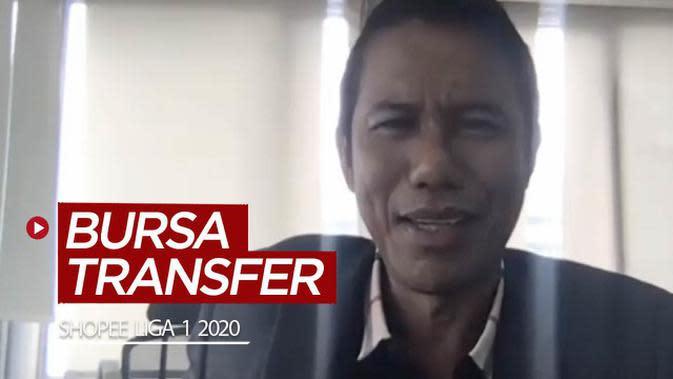 VIDEO: Bursa Transfer Pemain Akan Hadir Jelang Lanjutan Shopee Liga 1 2020
