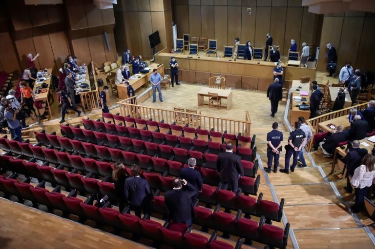 Greek prosecutor seeks 13-year sentences for neo-Nazi leaders
