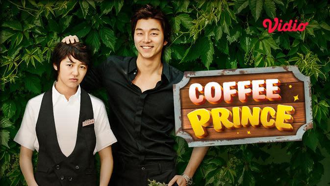 Serial drama Korea Coffee Prince di Vidio. (Foto: Vidio)