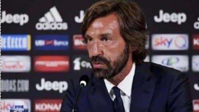 Catatan Ringan: Andrea Pirlo, Perjudian Juventus