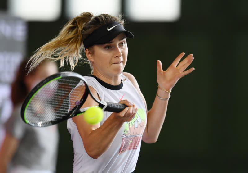 Tennis: Svitolina battles past Rybakina to claim Strasbourg title