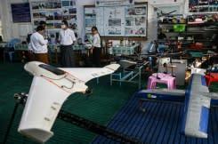 Myanmar bergabung dengan kelompok negara-negara Asia meluncurkan satelit